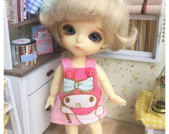 "Lati White Outfit : ""My Melody Dress"" (Dress)"