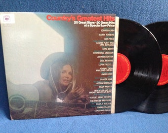 Vintage Willie Nelson Stardust Vinyl Lp Record By