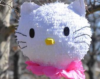 Hello Kitty Head Fun Party Pinata