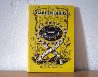 Vintage Bird Book - Reference Book