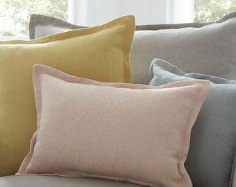 Linen cushion 50 x 30cm
