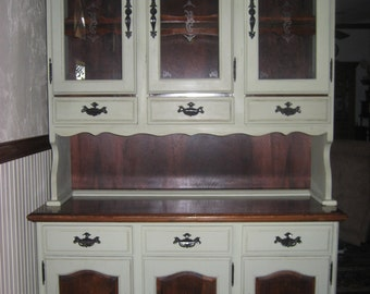 Country Cupboard and Buffet