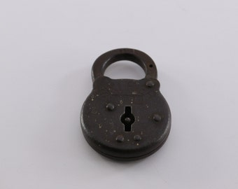 Antique Sargent Six Lever Lock