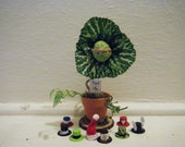 MINI Audrey 2, The Little Shop of Horrors inspired Plant. (With accesories for a limited time)