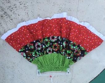 Size 5 Holiday twirl skirt