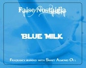 Blue Milk - SW inspired perfume fragrance - fizzy cream and blueberries
