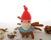 Wee Mites™ Caspar the Pale Gnome