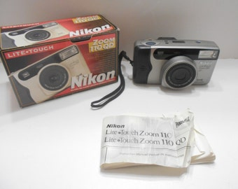 Vintage Nikon Lite-Touch Zoom 110QD Camera (17)