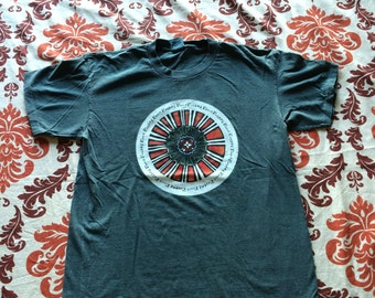 Vintage Rusted Root 90s Band T-Shirt