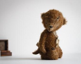 Made To Order Artist Teddy Bear Efim Stuffed Animals Soft Toys