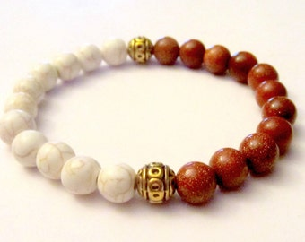 Meditation Bracelet. Yoga Bracelet. Mala Bracelet. Chakra Bracelet. Healing Bracelet. Buddhist Bracelet. Yoga Jewelry Inspirational Bracelet