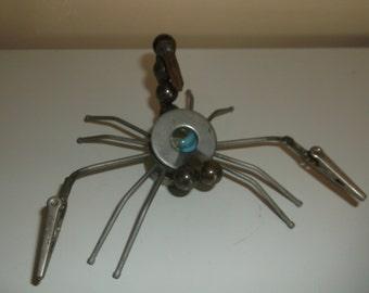 Scorpion Metal Sculpture Magnet