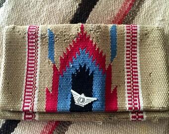 Vintage Navajo clutch