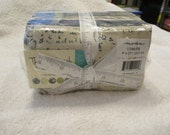 Fat Eights Bundle of The Wordsmith fabrics designed by Janet Clare for Moda full collection