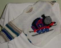 Thomas the tank engine sweater/jumper for a 3 to 4 year old
