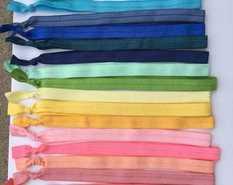 PICK YOUR OWN set of elastic headbands