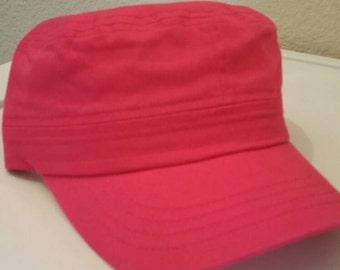 Plain Cadet Hat