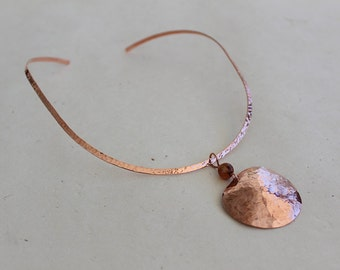 Copper Dome Pendant