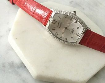 Anne Klein Diamond Swiss