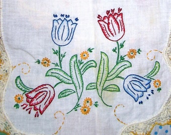 Specialty Runner (Tulips)
