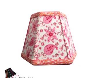 Decorative Night Lights: Pink Night Light, Pink Decor, Decorative Night Light, Girls Room Decor, Nightlights for Adults, Night Light Shade