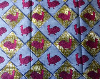 Mitex Holland Block Wax Print Fabrics For Sewing,Kitenge/Pagnes/Ankara Sold By Yard 152195109853