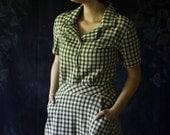 Dress / State Fair 1935 / Summer Dress for Women / Vintage Dresses for Women / Retro Dresses for Women / Women's dresses /  1930's Dress