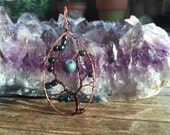 Space Tree of Life featuring Galaxy Stones