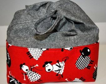 Tie Top Bag