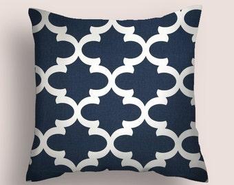 Pillow,  Blue  Pillows, Decorative Pillows,   Blue  Pillows, Cushions, Beach Decor, Throw Pillows, Throw  Pillows, Six Sizes