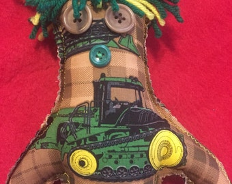 John Deere Dammit Doll - Sexy Tractor, Nothing Runs like a Deere, Tractor Doll, Deere Doll, Green tractor, Farm Life Doll, Hard Working Doll