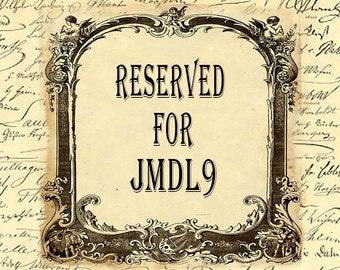 Custom Listing for jmdl9