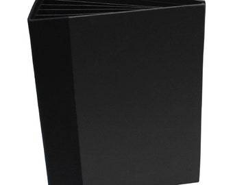 Heartfelt Creations 3D Flip Fold Album Black