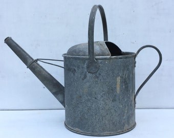 1940s Metal Watering Can