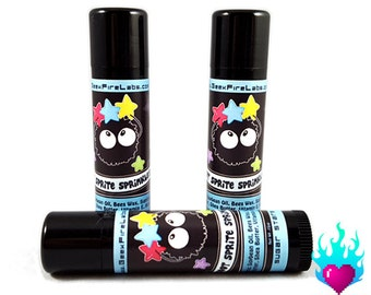 Soot Sprite Sprinkles Lip Balm - Studio Ghibli - Spirited Away
