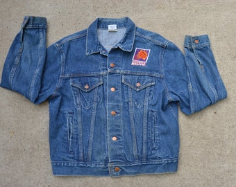 Straight Ballin' Vintage 90's Phoenix Suns Denim Jacket