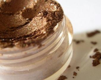 60% OFF - BRONZE - Eyeshadow Mineral Makeup - Shimmer or Matte