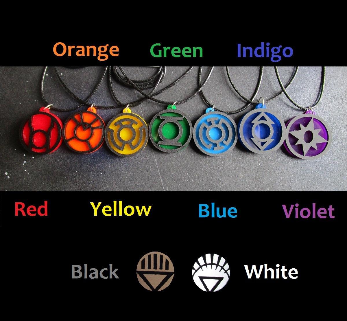 Indigo lantern corps symbol - photo#23