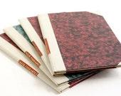 Large Vintage Blank Journal Notebook or Ledger - Vintage Scrapbook - Wedding or Guest Book