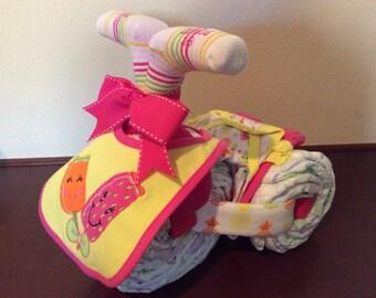 Diaper Tricycle/Sweet n Fruity