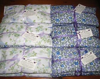 Lavender Hot/Cold Packs set/2