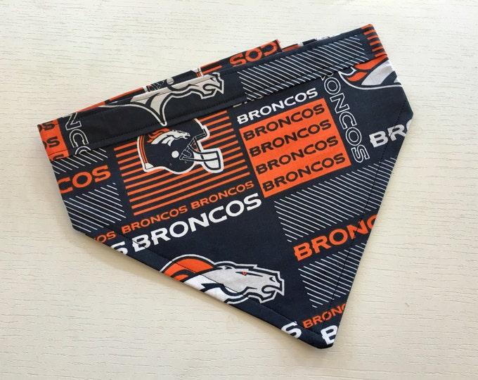 Broncos Bandana