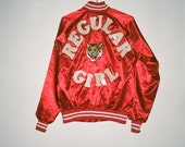 Regular Girl Stadium Jacket