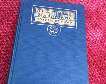 Joseph Conrad 1897 controversial title