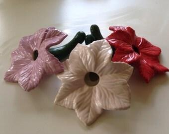 Hibiscus Vase