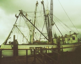 Alabama Coast, Pensacola, Lillian Alabama, Ship, Fine art, water, photography