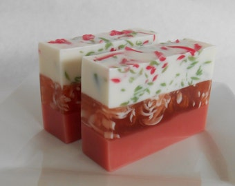 Soap - Cranberry Woods - Christmas Soap Gift