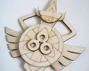 Wood Aegislash
