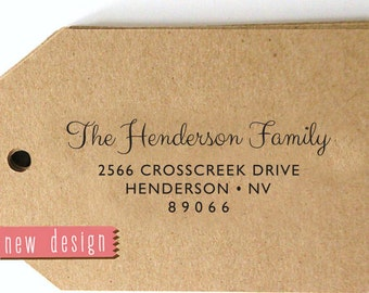 CUSTOM address STAMP from USA with proof, Pre Inked Stamp, Wedding Stamp, rsvp stamp, Return Address Stamp, Custom Address Stamp RB5-6