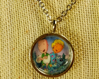 Doug Inspired Necklace